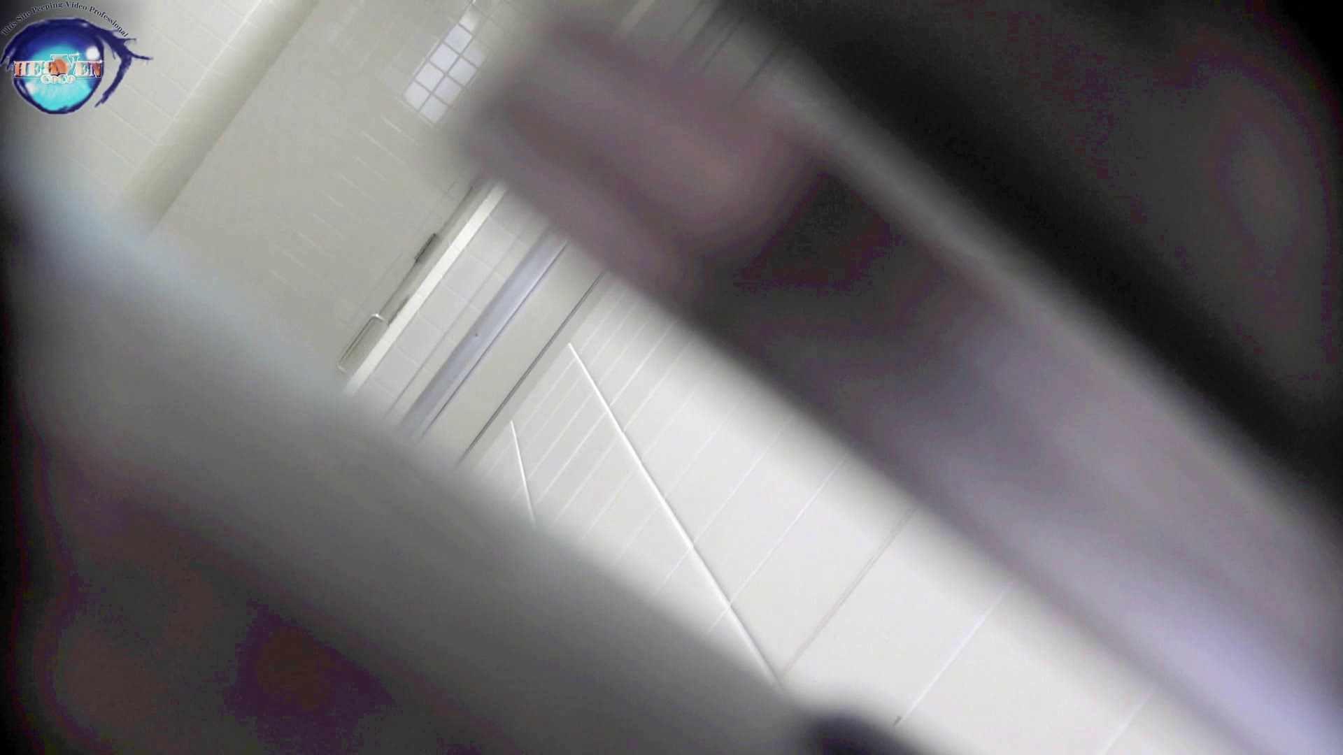 洗面所突入レポート!!お銀 vol.68 無謀に通路に飛び出て一番明るいフロント撮り実現 前編 洗面所編  86PIX 14