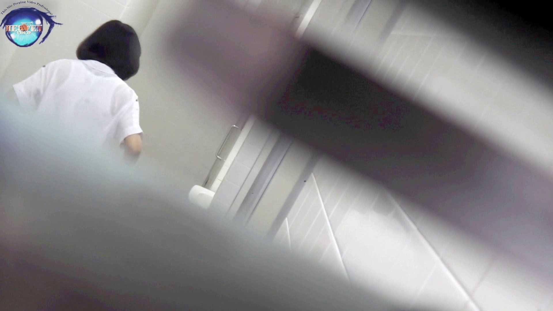 洗面所突入レポート!!お銀 vol.68 無謀に通路に飛び出て一番明るいフロント撮り実現 前編 洗面所編  86PIX 18
