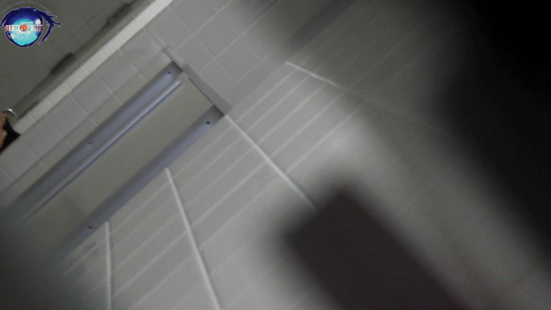 洗面所突入レポート!!お銀 vol.68 無謀に通路に飛び出て一番明るいフロント撮り実現 前編 洗面所編  86PIX 70