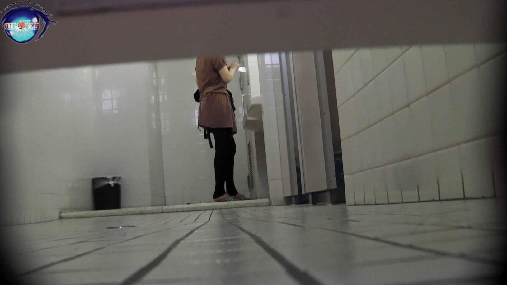 洗面所突入レポート!!お銀 vol.68 無謀に通路に飛び出て一番明るいフロント撮り実現 前編 洗面所編   0  86PIX 75