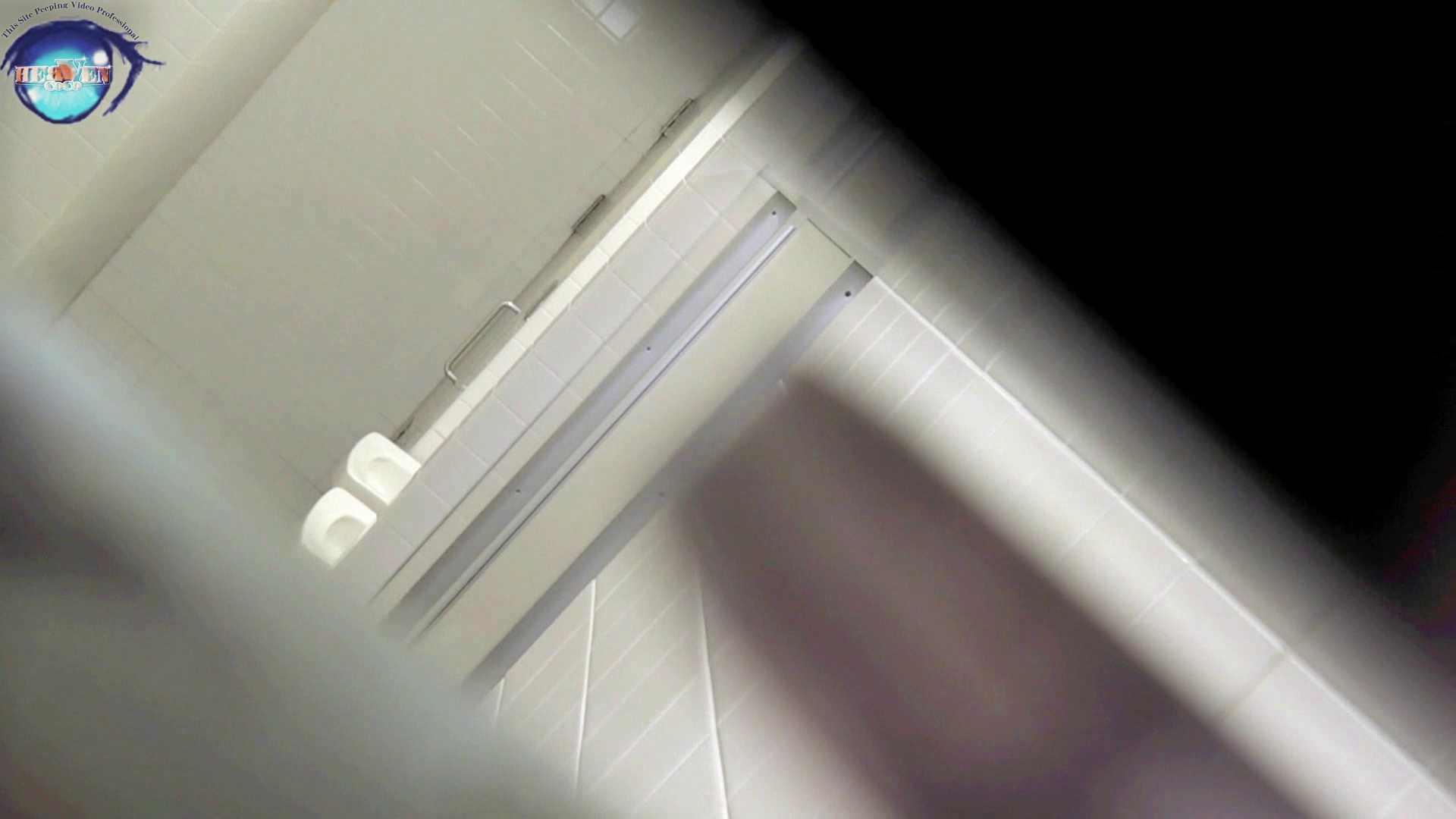 洗面所突入レポート!!お銀 vol.68 無謀に通路に飛び出て一番明るいフロント撮り実現 前編 洗面所編   0  86PIX 81