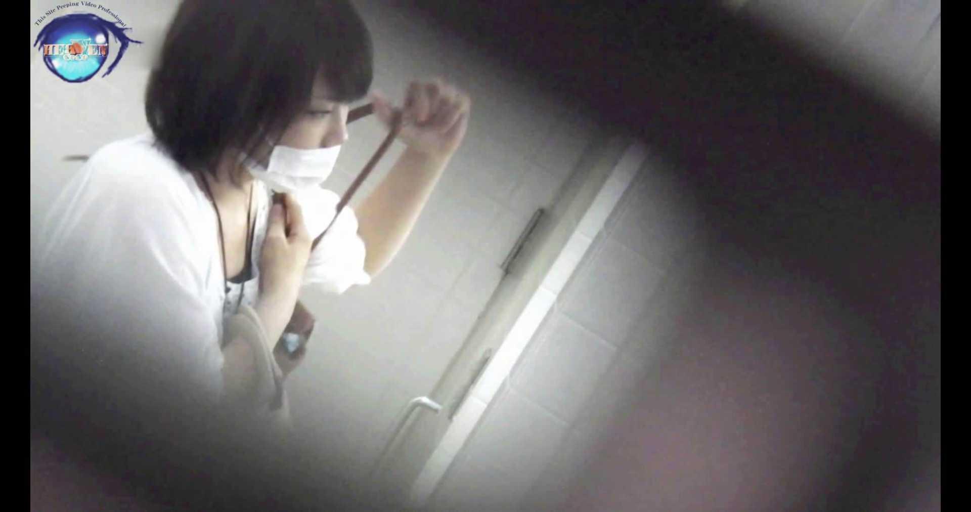 【お銀さんの「洗面所突入レポート!!」】お銀 vol.70 女性の日特集!!前編 洗面所編  106PIX 8