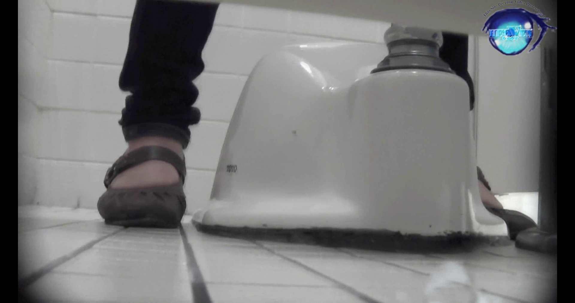 お銀さんの洗面所突入レポート!!vol.72 あのかわいい子がついフロント撮り実演 洗面所編 | バックショット  100PIX 9