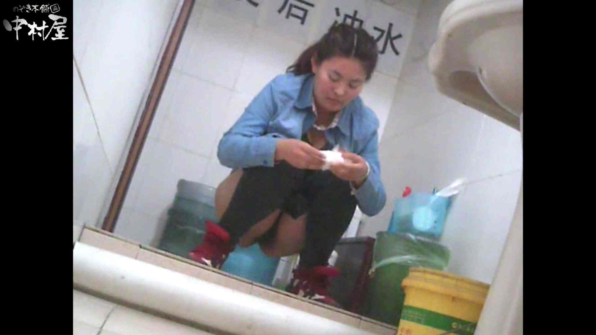巨乳おまんこ:李さんの盗撮日記 Vol.06:のぞき本舗 中村屋