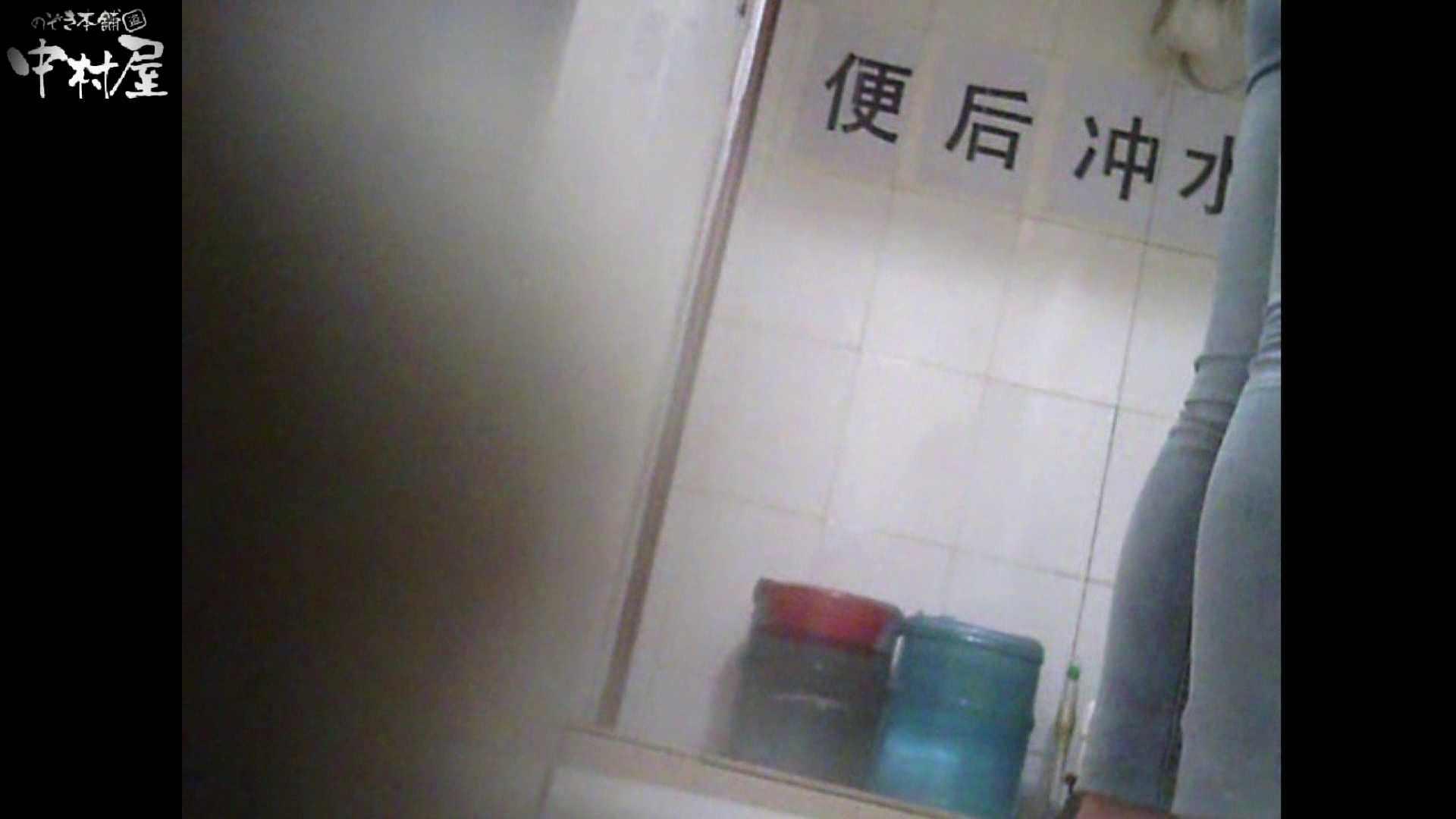 李さんの盗撮日記 Vol.08 盗撮シリーズ   トイレ  80PIX 73
