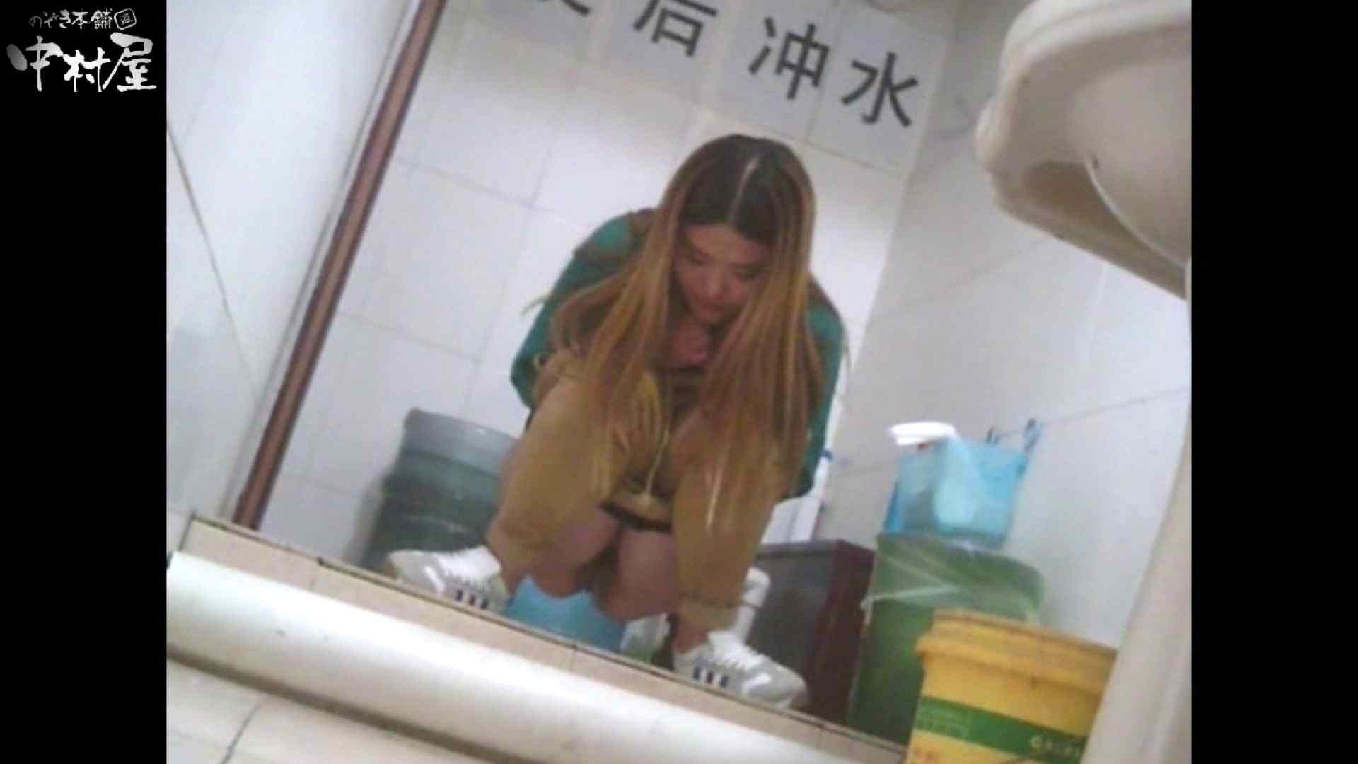 李さんの盗撮日記 Vol.15 トイレ 盗撮 78PIX 60