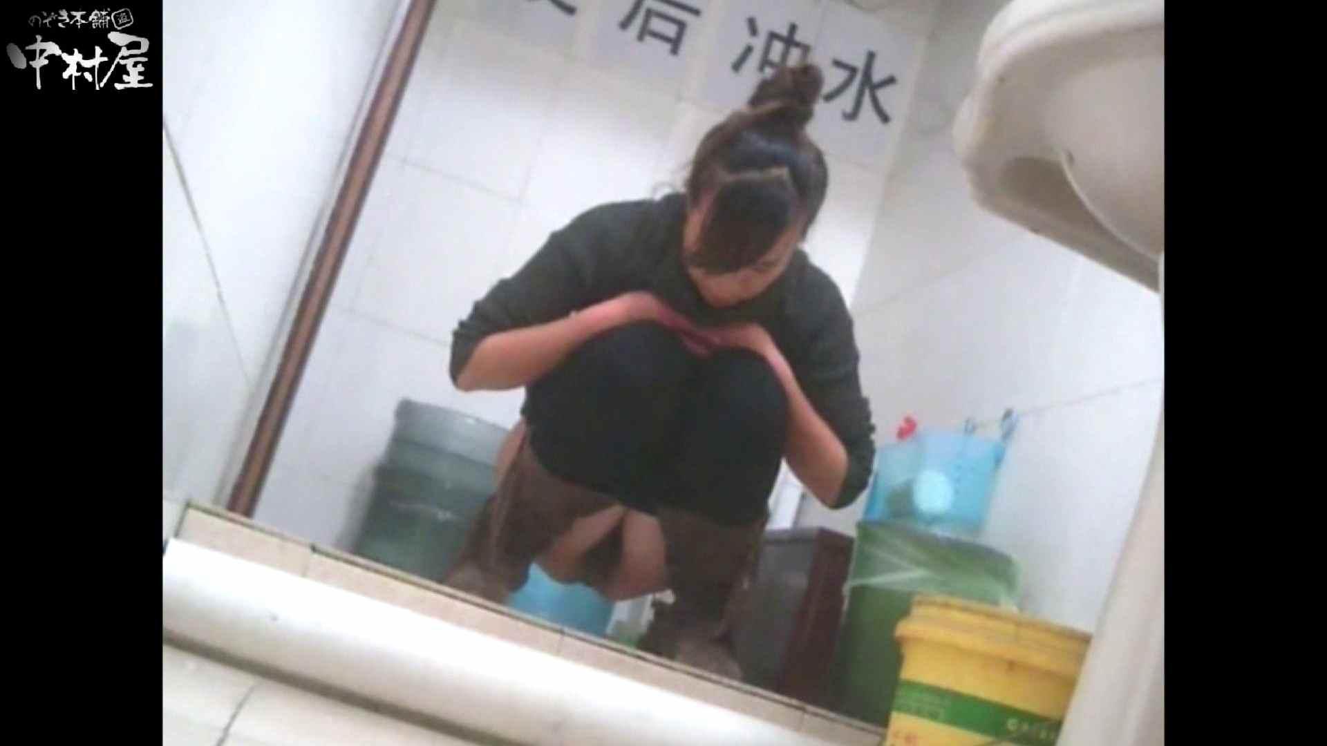 李さんの盗撮日記 Vol.16 和式 | トイレ のぞき 103PIX 81