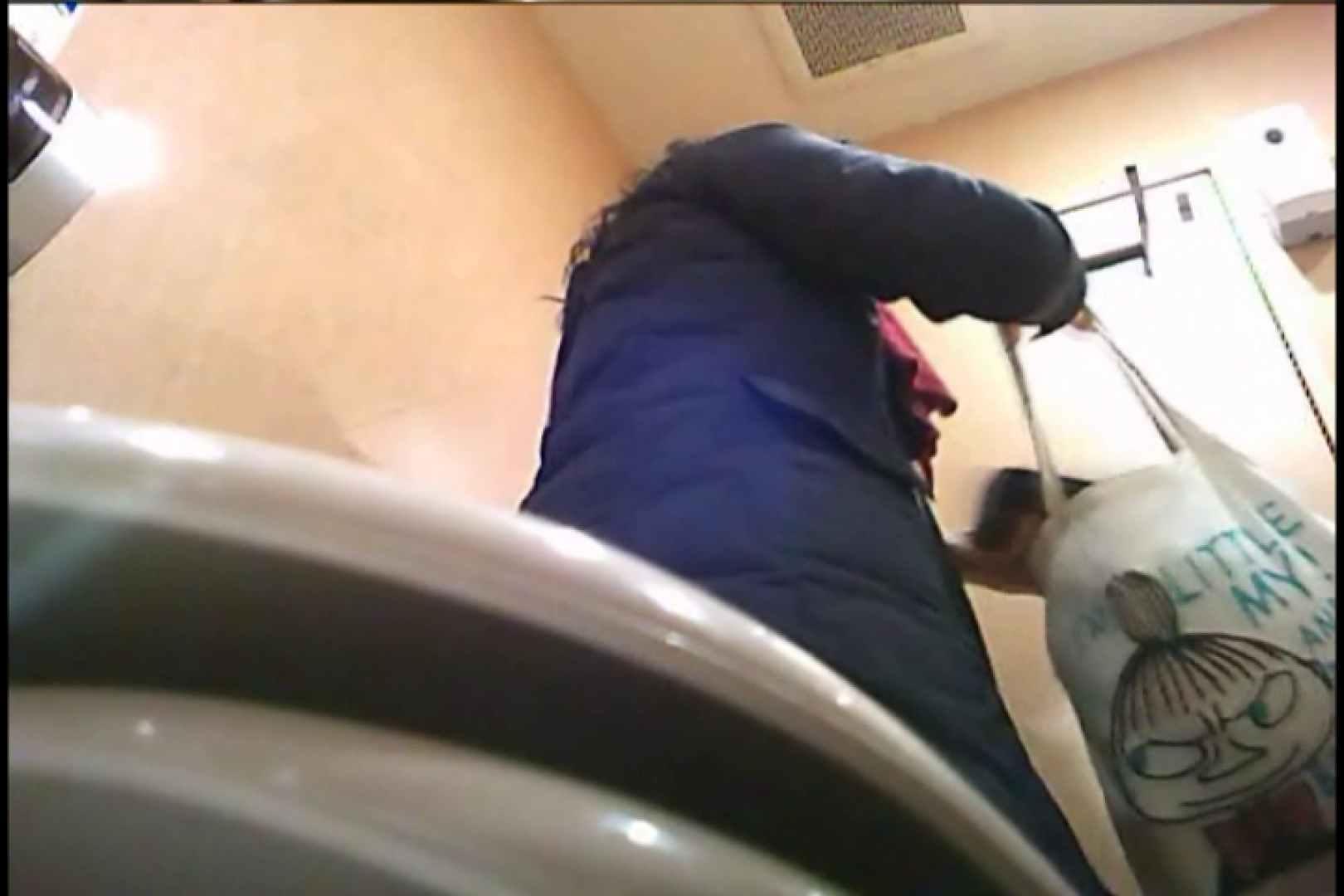 潜入!!女子化粧室盗撮~絶対見られたくない時間~vo,86 エロいおばさん   熟女のエロ動画  81PIX 49