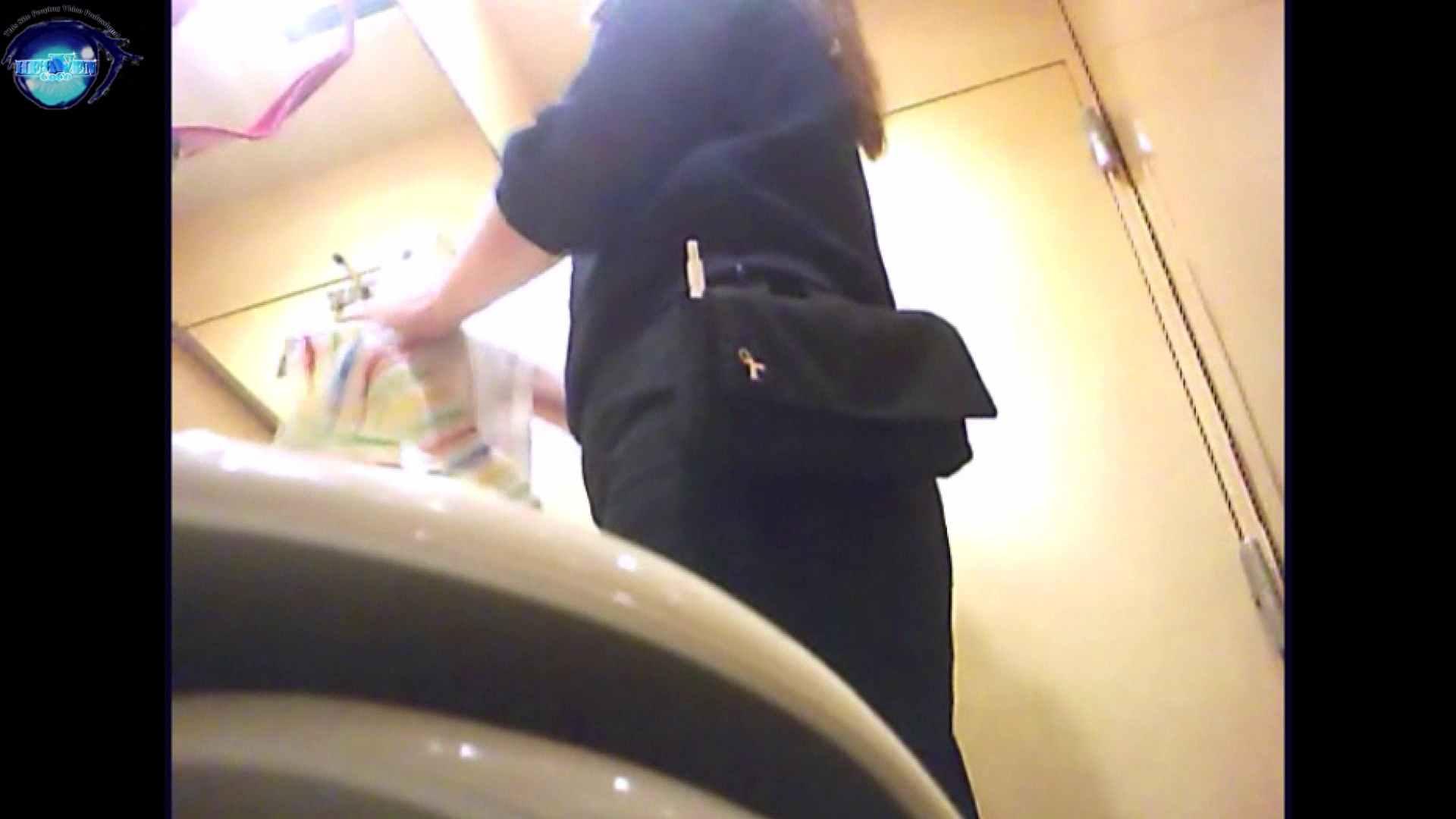 突撃!女子化粧室の真実vol.35前編 お姉さんのエロ動画 オマンコ動画キャプチャ 105PIX 95
