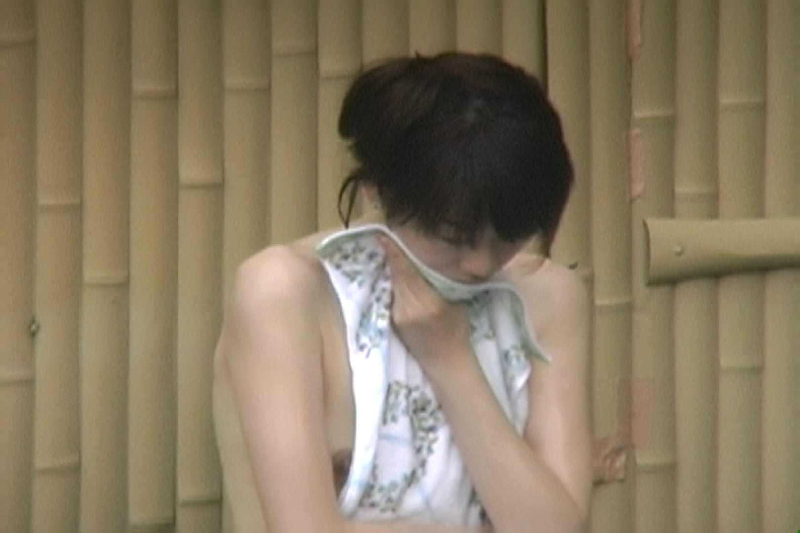 高画質露天女風呂観察 vol.003 入浴 | 露天風呂編  90PIX 7