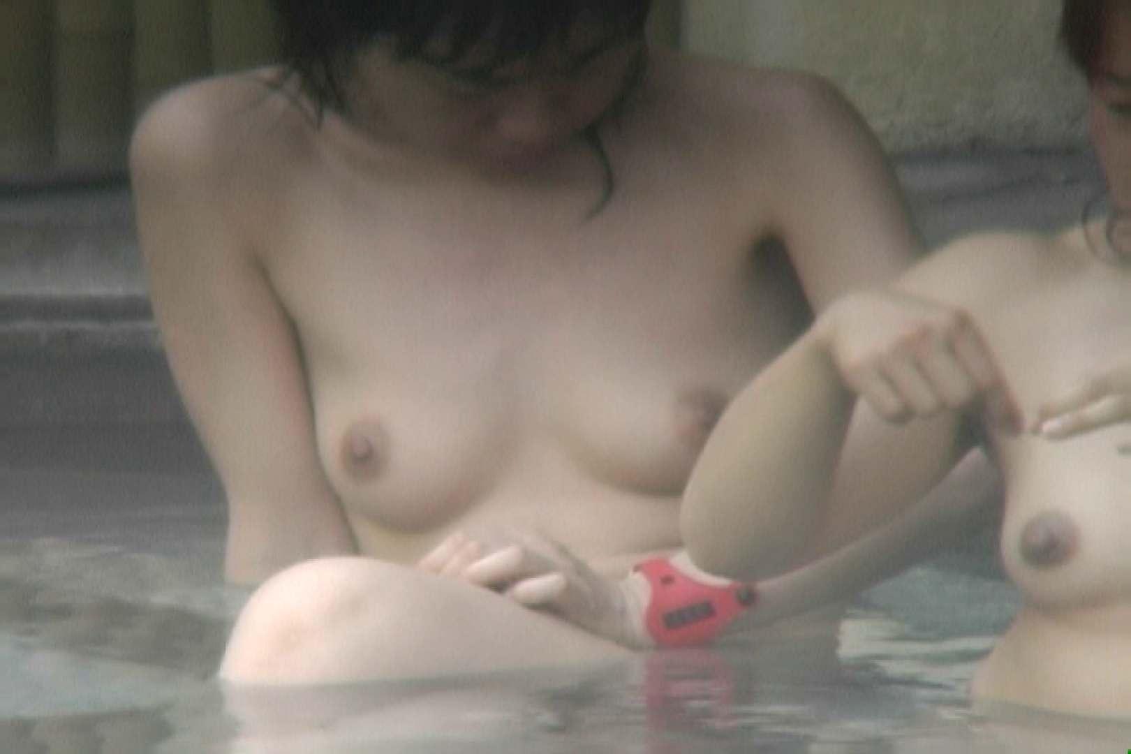 高画質露天女風呂観察 vol.012 望遠映像 | 入浴  93PIX 79