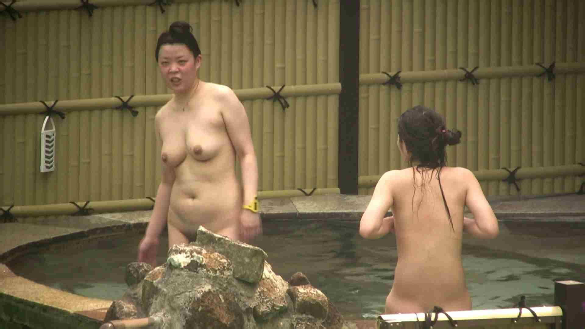高画質露天女風呂観察 vol.022 入浴  86PIX 6