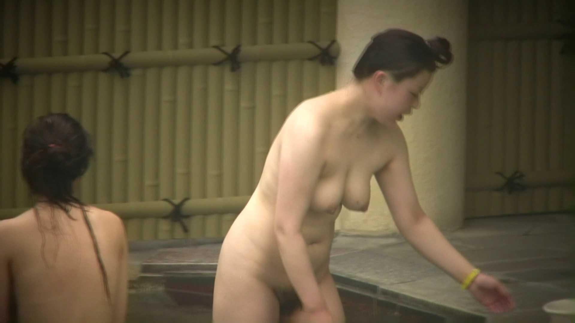 高画質露天女風呂観察 vol.022 入浴  86PIX 48