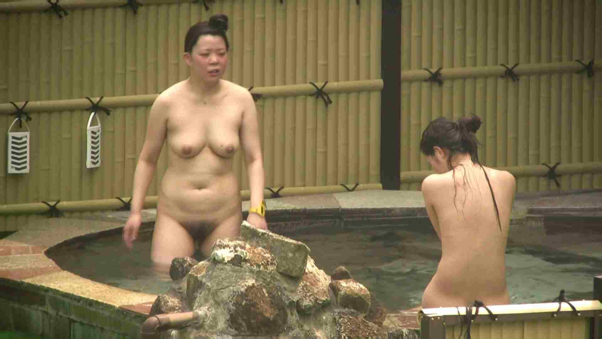 高画質露天女風呂観察 vol.022 入浴  86PIX 66