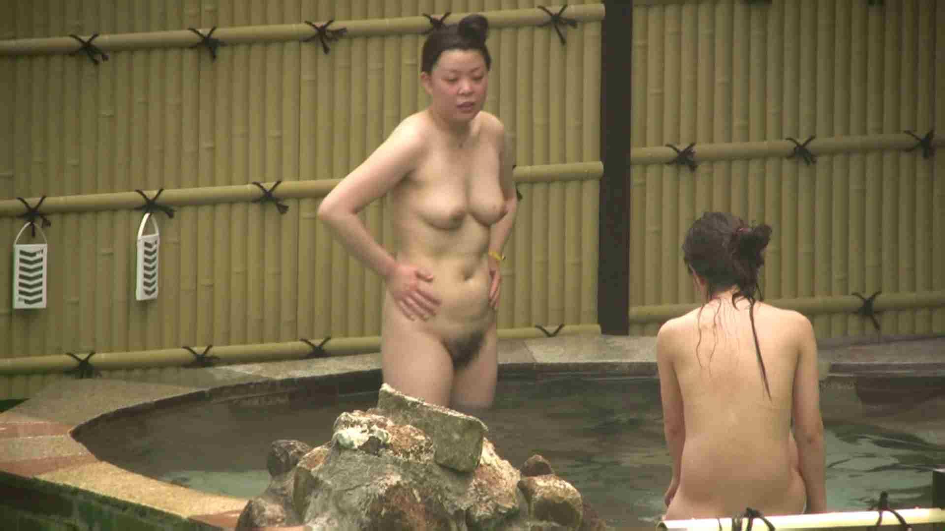 高画質露天女風呂観察 vol.022 入浴  86PIX 78