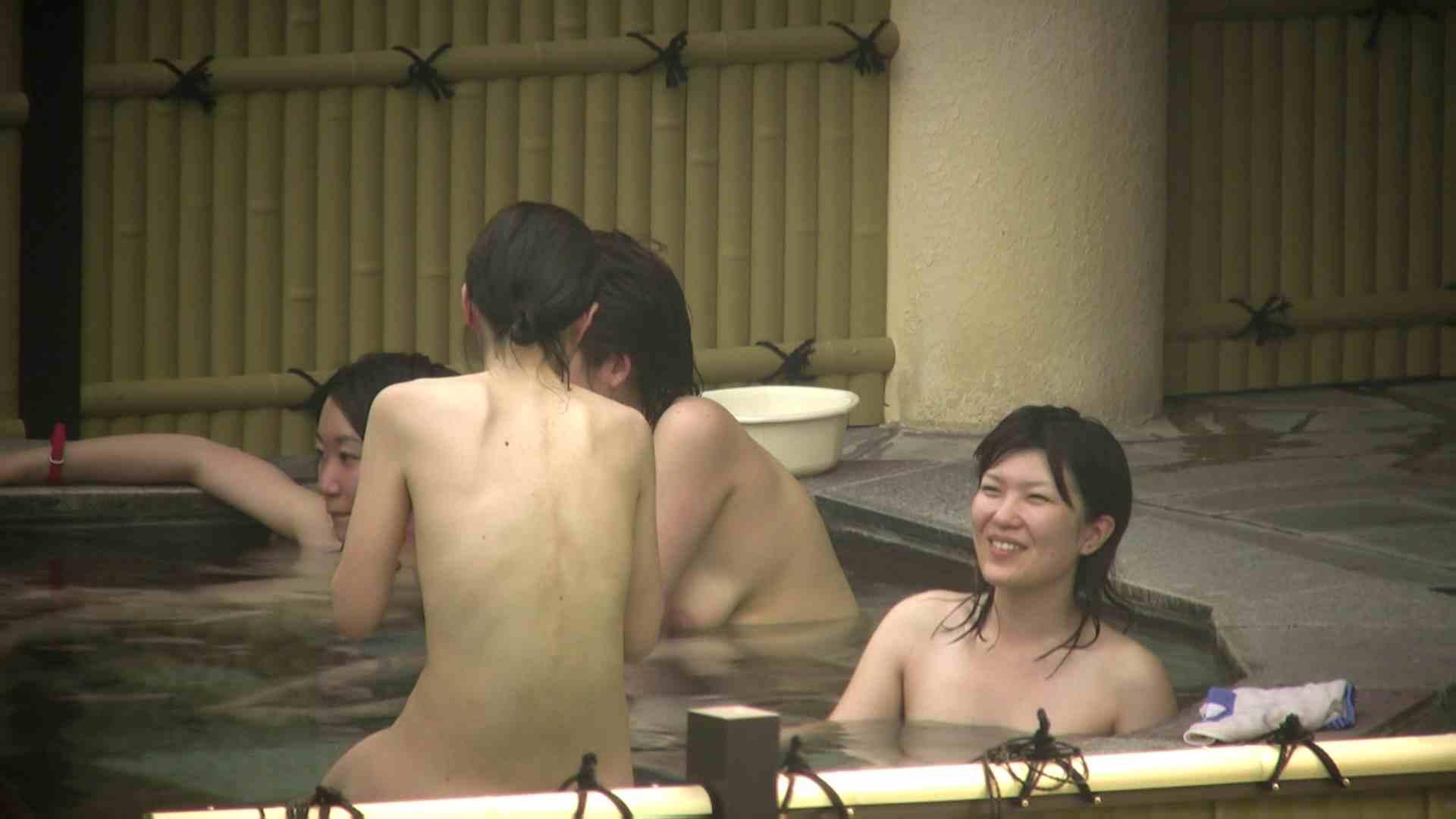 高画質露天女風呂観察 vol.025 乙女のエロ動画  88PIX 24