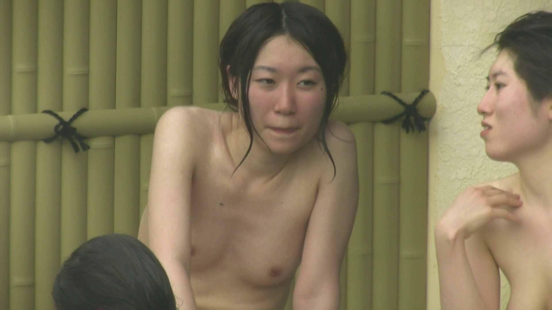 高画質露天女風呂観察 vol.025 乙女のエロ動画  88PIX 48