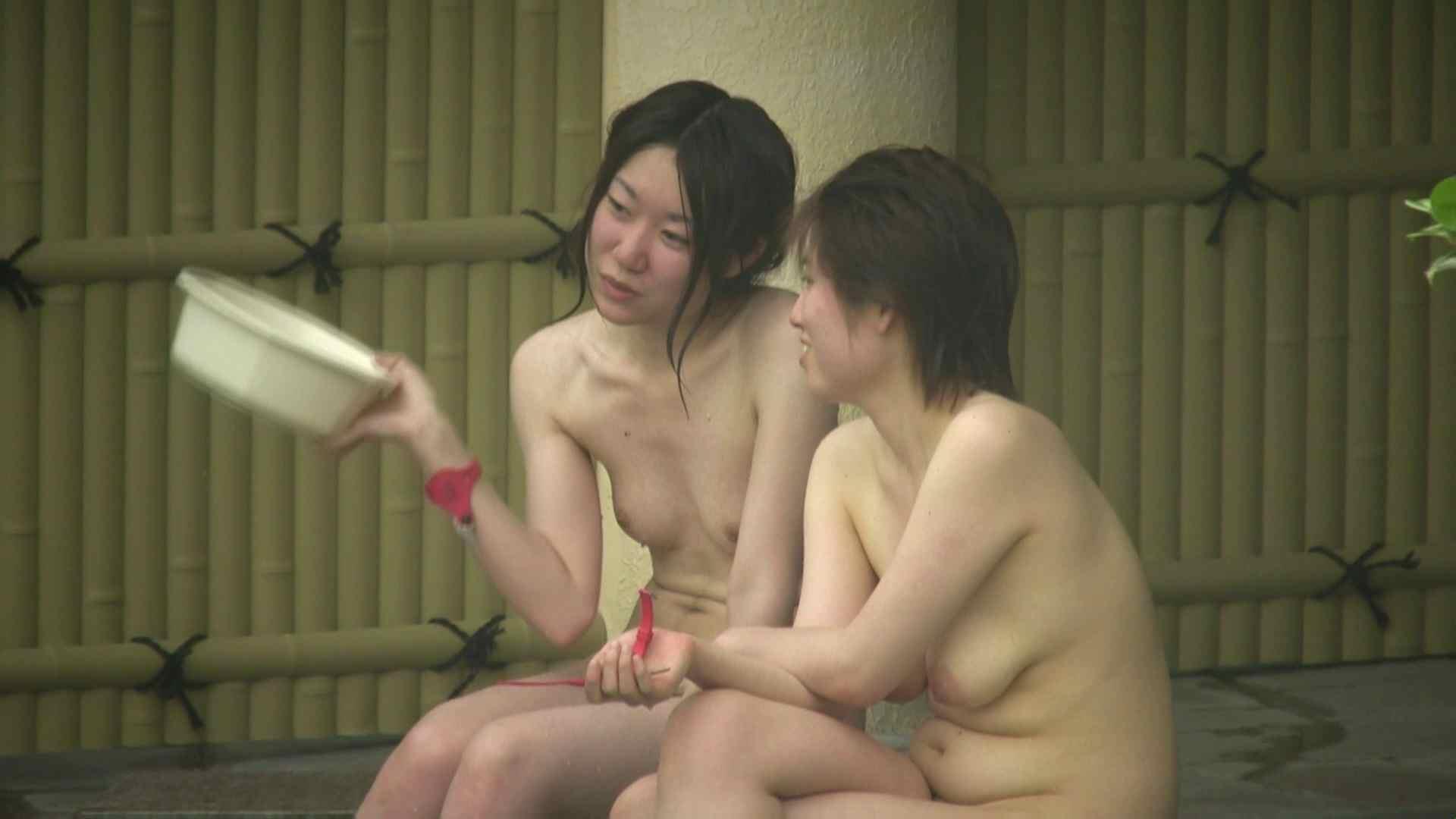 高画質露天女風呂観察 vol.025 入浴 ヌード画像 88PIX 81