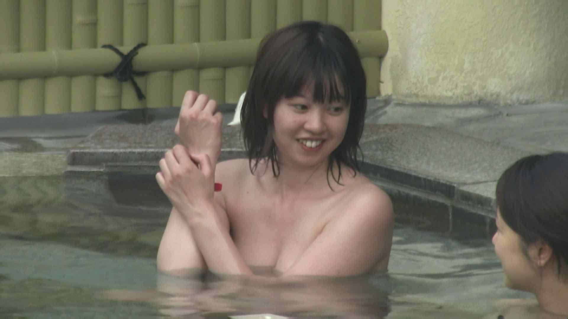 高画質露天女風呂観察 vol.030 入浴  113PIX 54