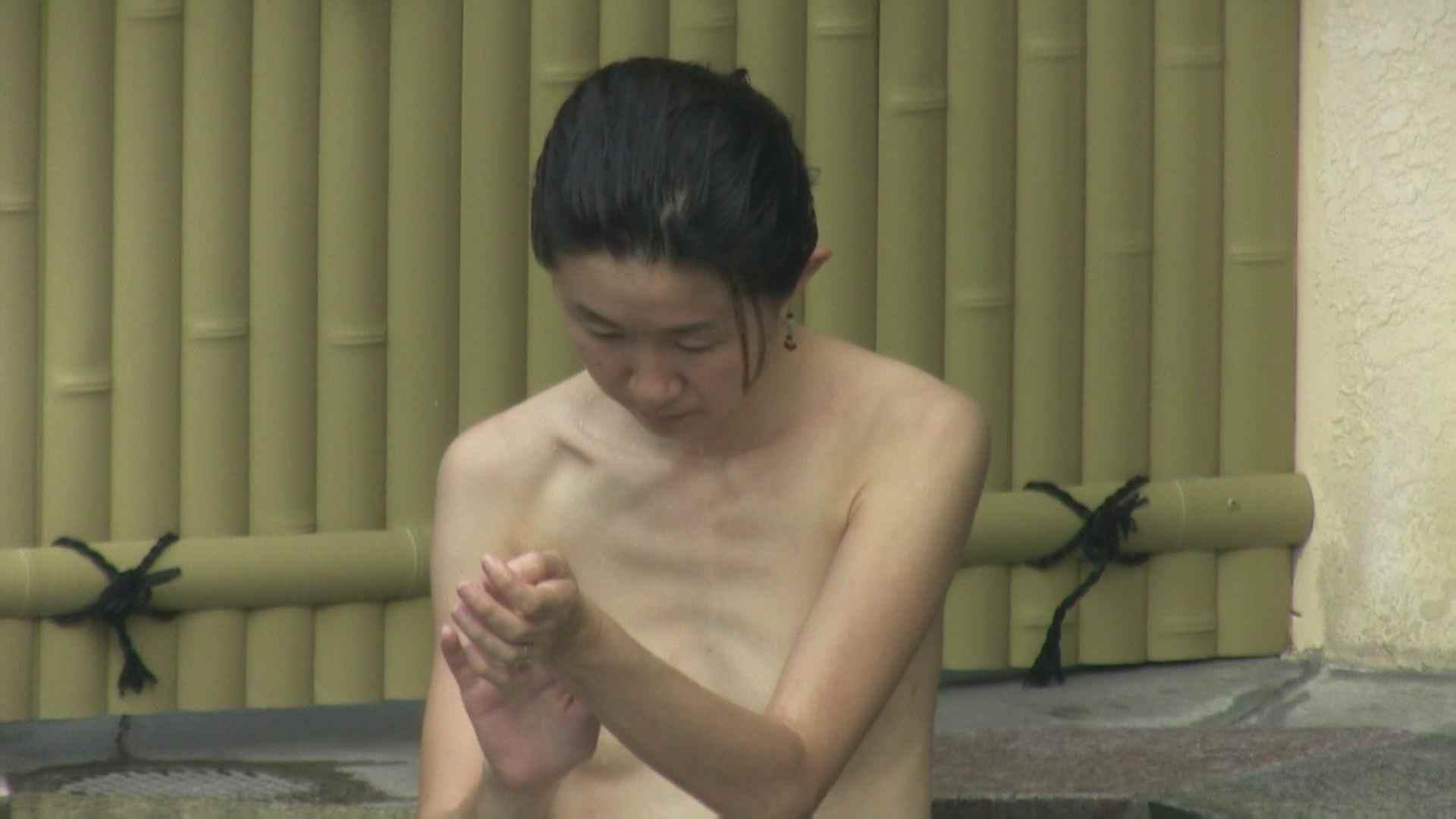 高画質露天女風呂観察 vol.031 望遠映像 | 露天風呂編  104PIX 19