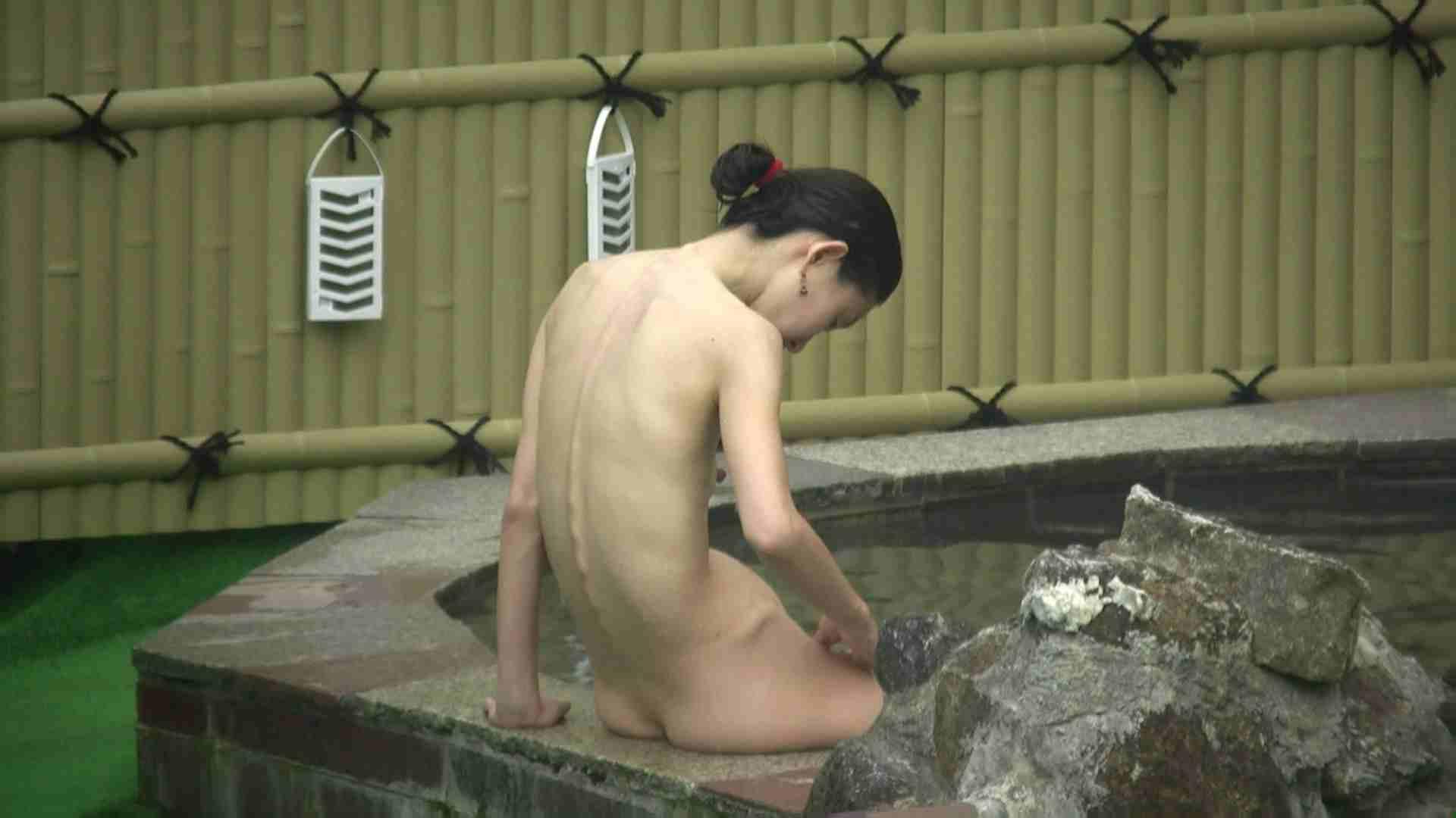 高画質露天女風呂観察 vol.031 望遠映像  104PIX 60