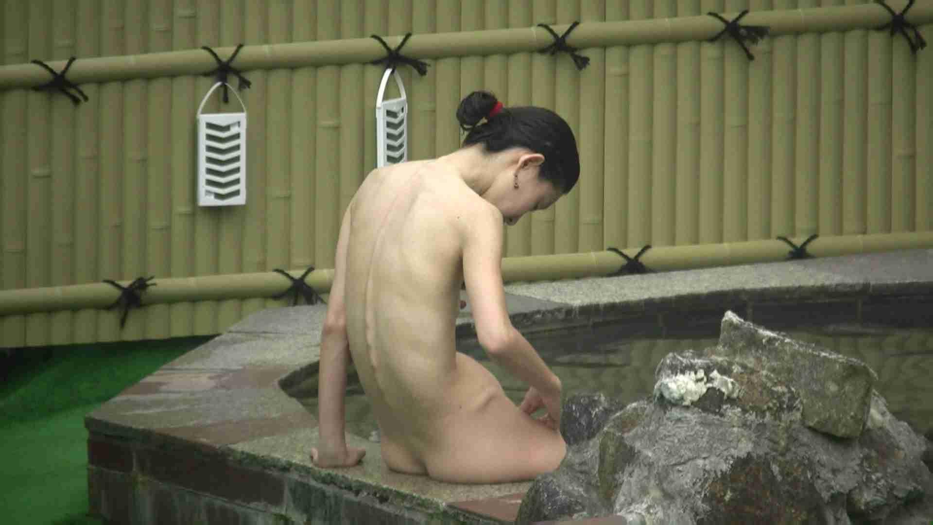 高画質露天女風呂観察 vol.031 望遠映像 | 露天風呂編  104PIX 61