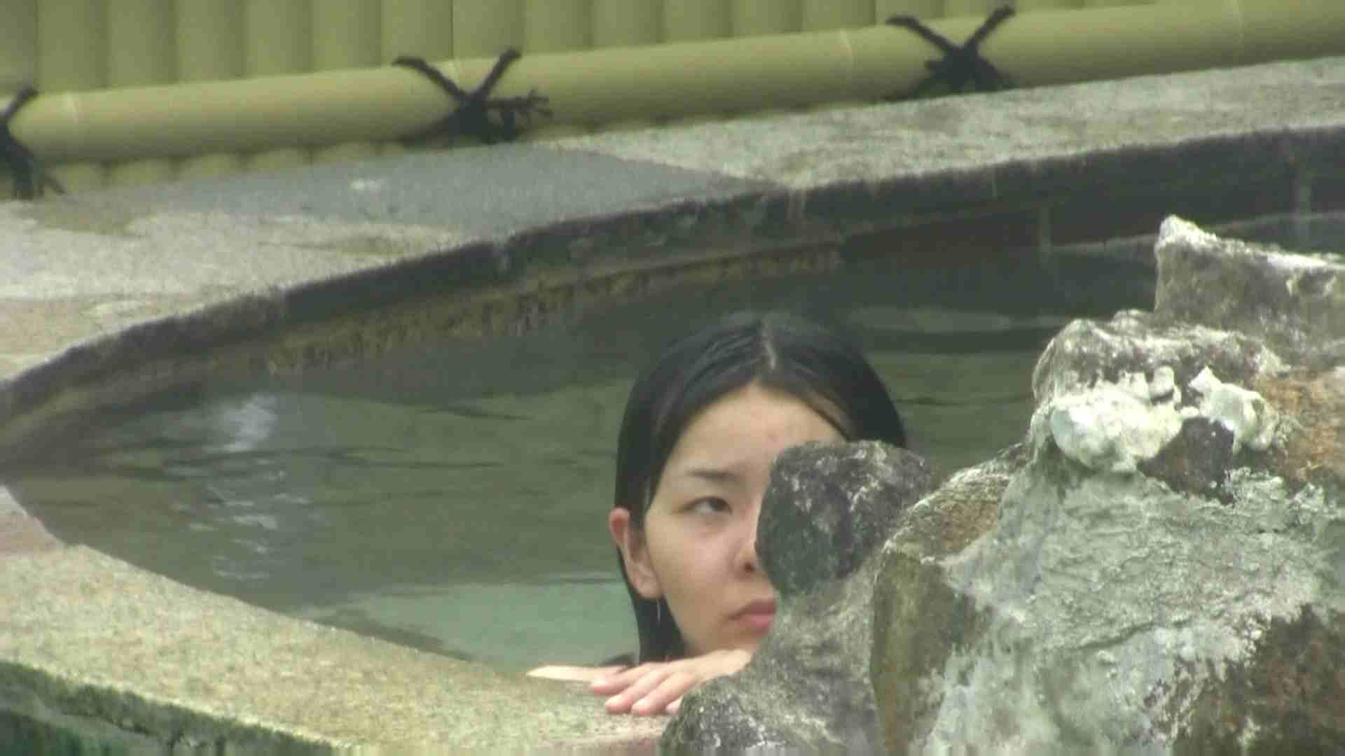 高画質露天女風呂観察 vol.040 乙女のエロ動画 濡れ場動画紹介 94PIX 34