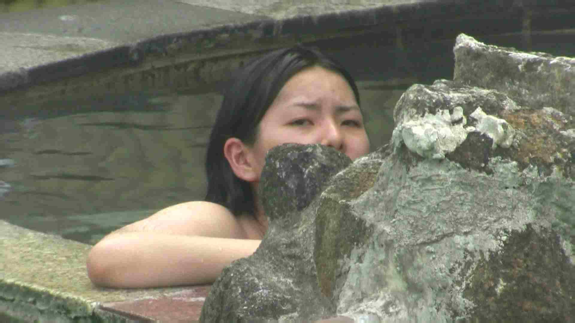 高画質露天女風呂観察 vol.040 入浴  94PIX 78