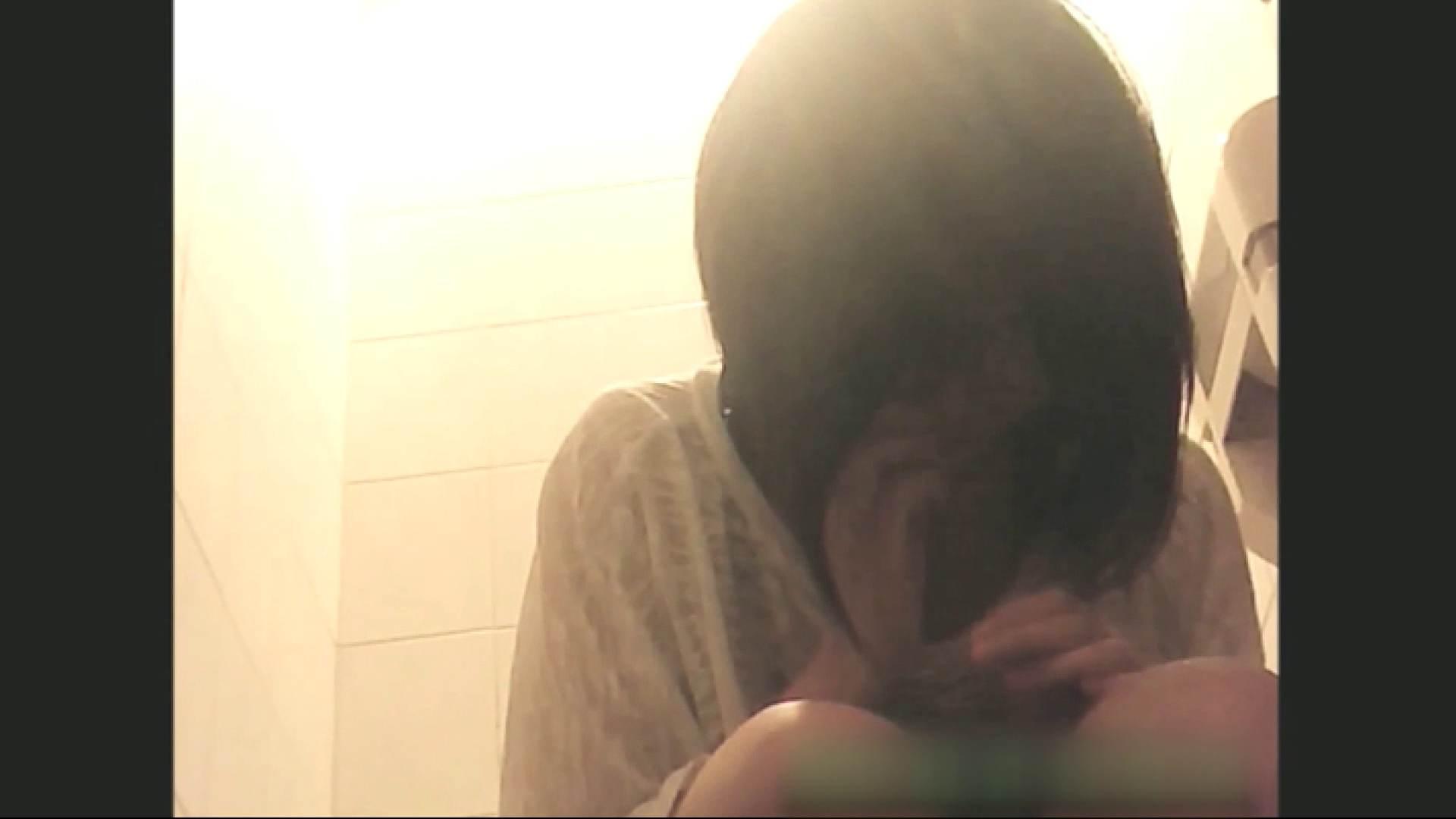 ティーンガールのトイレ覗き‼vol.02 女子大生のエロ動画  92PIX 48