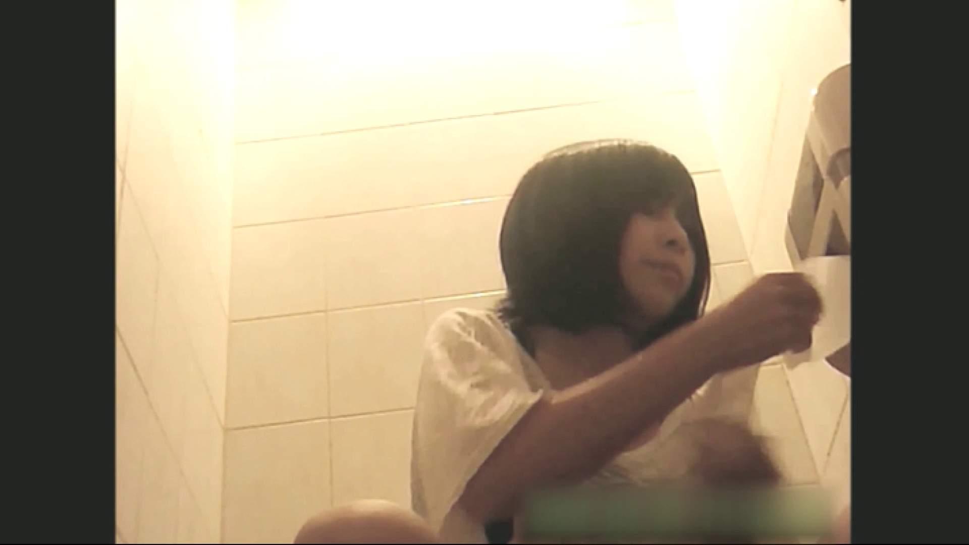 ティーンガールのトイレ覗き‼vol.02 女子大生のエロ動画  92PIX 54