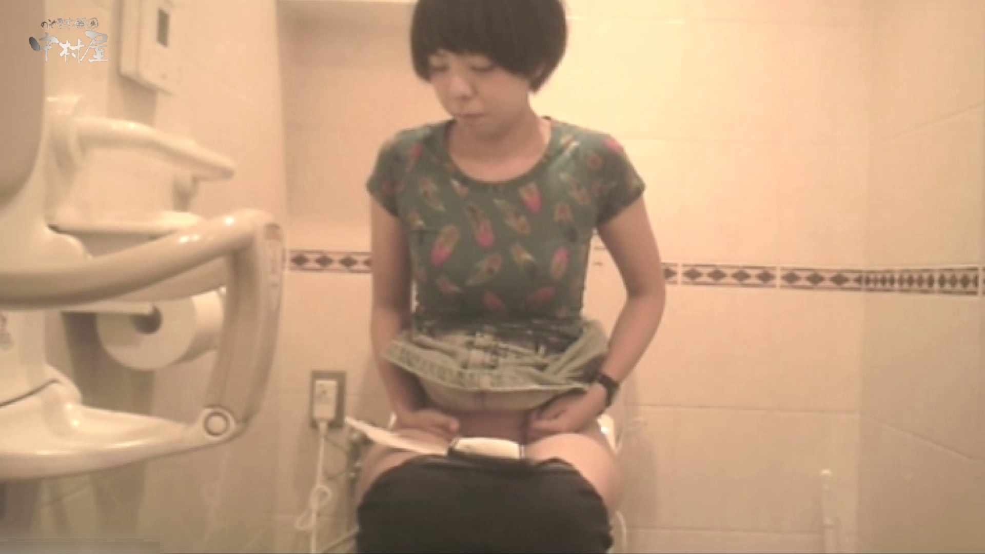 ティーンガールのトイレ覗き‼vol.10 お姉さんのエロ動画 AV動画キャプチャ 94PIX 70