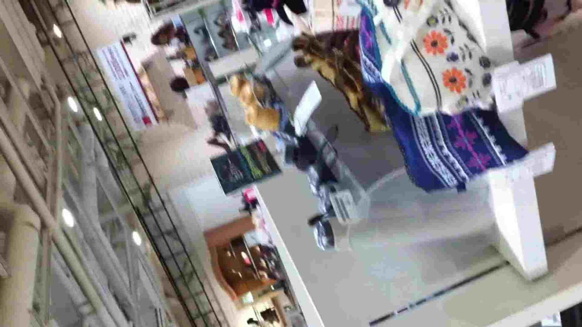 フルHD ショップ店員千人斬り! 大画面ノーカット完全版 vol.74 胸チラ | チラ  90PIX 21