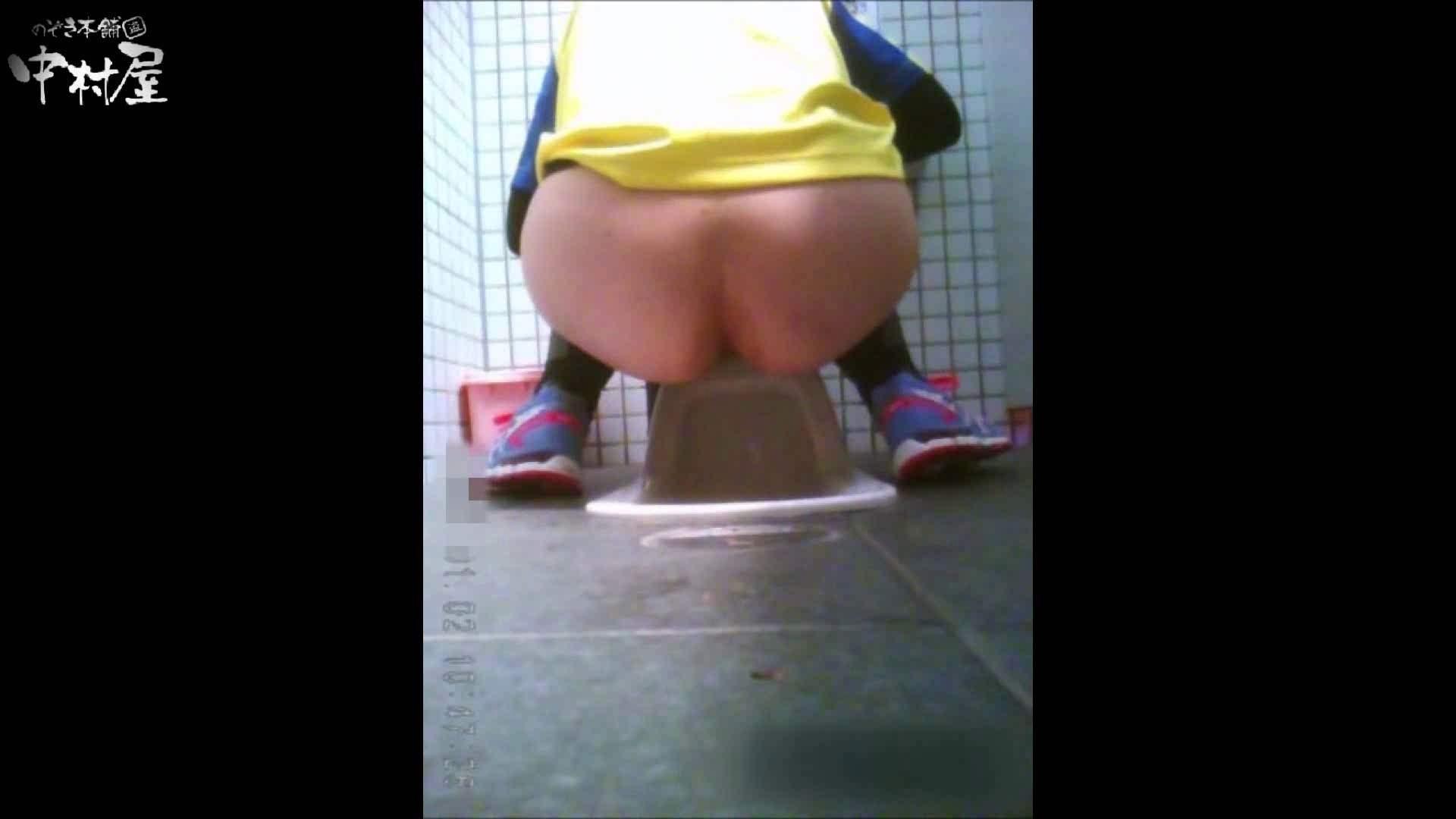 雅さんが厳選年末特別コンテンツ!激走!東京マラソン選手専用女子トイレ 和式 のぞき 93PIX 80