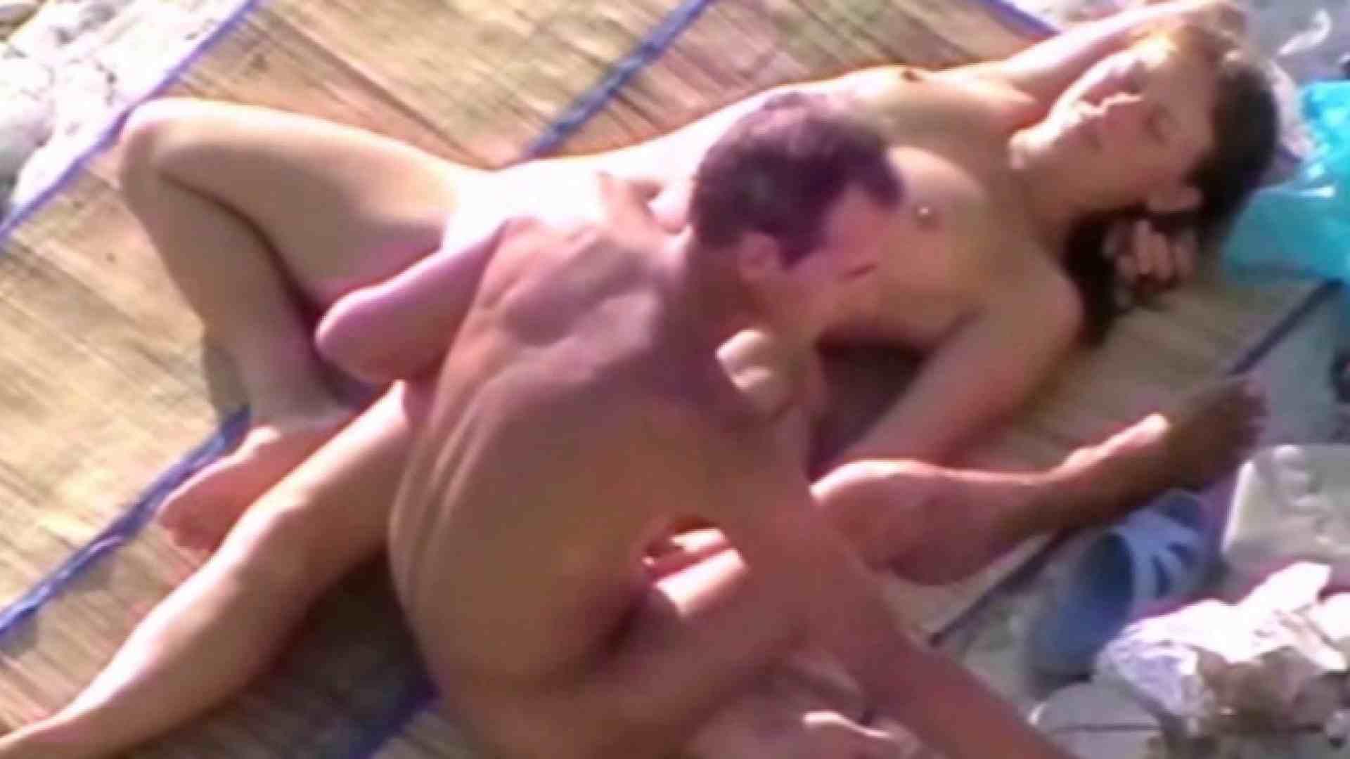 SEX ON THE BEACHvol.4 パイパン | SEXで興奮  94PIX 34