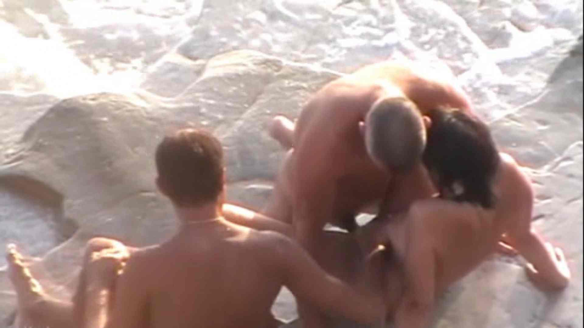 SEX ON THE BEACHvol.5 セックスエロ動画 SEX無修正画像 90PIX 32