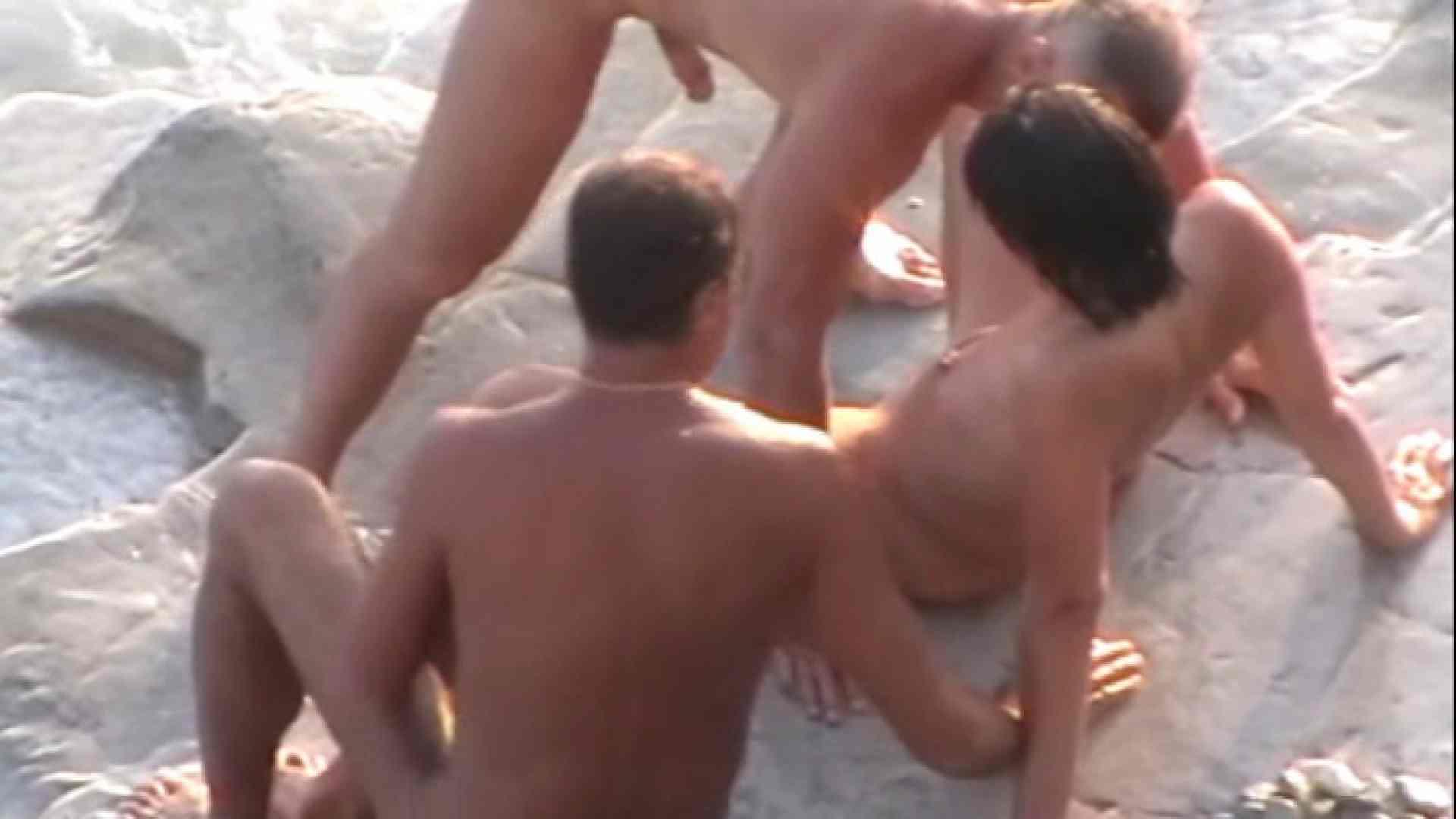 SEX ON THE BEACHvol.5 セックスエロ動画 SEX無修正画像 90PIX 56