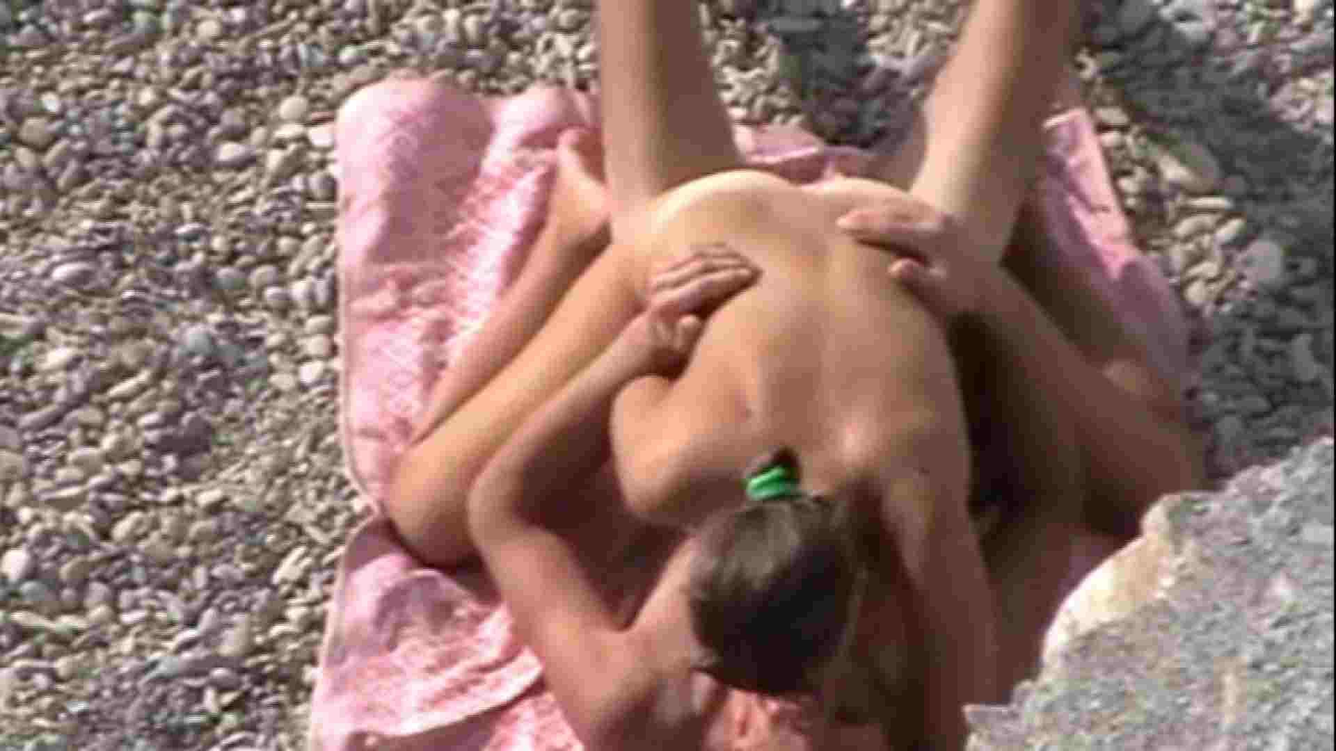 SEX ON THE BEACHvol.6 パイパン | セックスエロ動画  106PIX 58