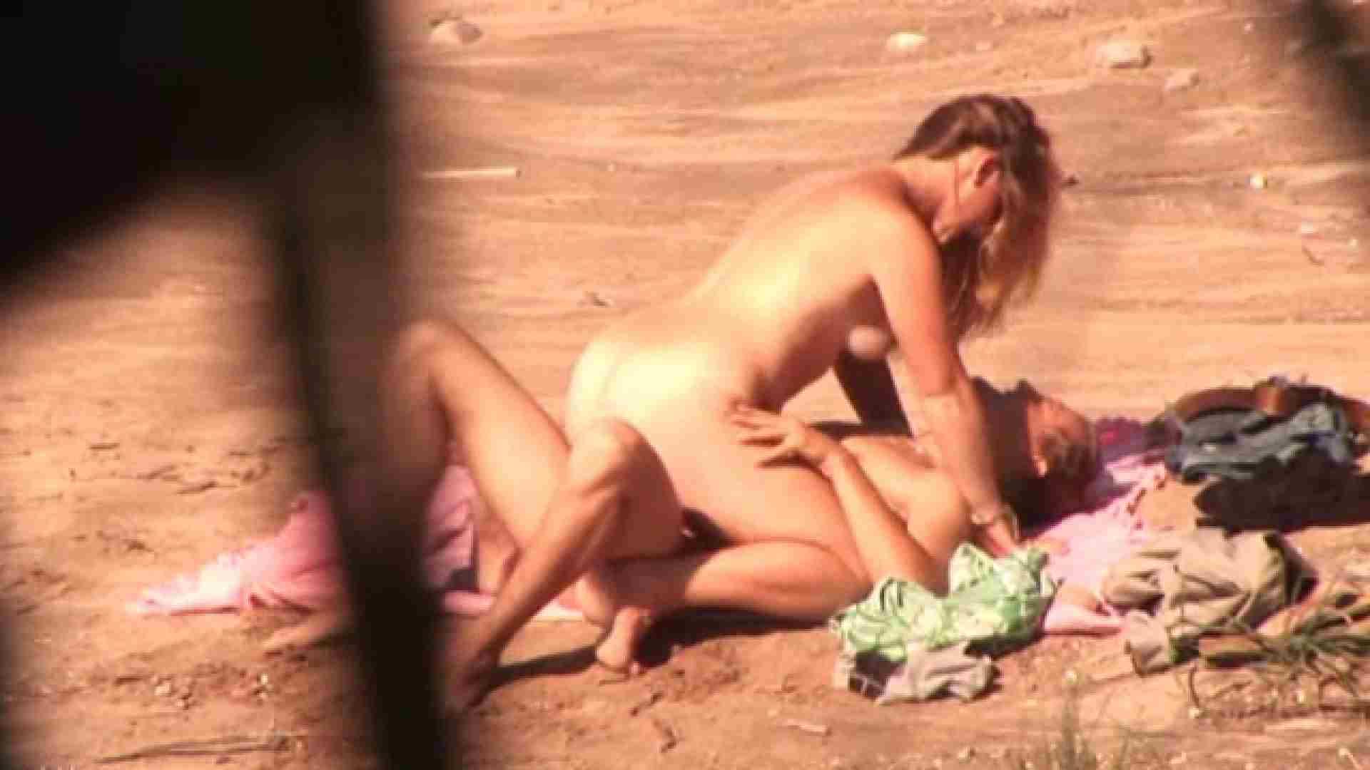 SEX ON THE BEACHvol.9 セックスエロ動画 盗撮画像 94PIX 44