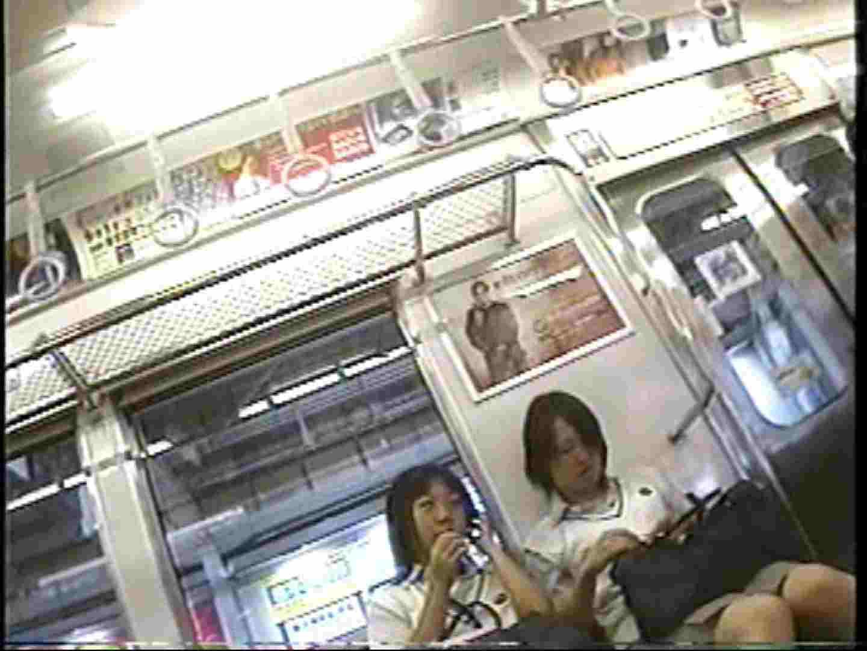 パンチラトレイン③ お尻 盗み撮り動画 107PIX 5