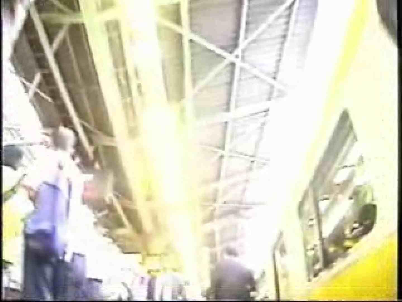 パンチラトレイン④ 車でエッチ 性交動画流出 89PIX 6