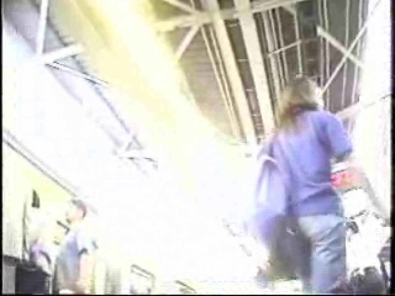 パンチラトレイン④ 車でエッチ 性交動画流出 89PIX 33
