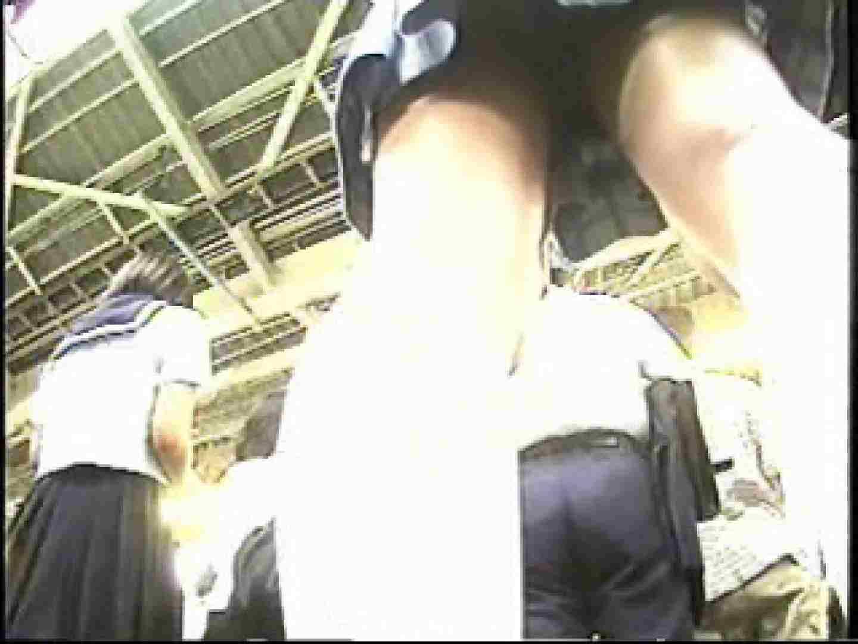 パンチラトレイン④ 車でエッチ 性交動画流出 89PIX 60