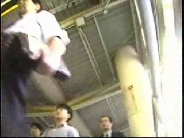 パンチラトレイン④ 車でエッチ 性交動画流出 89PIX 87