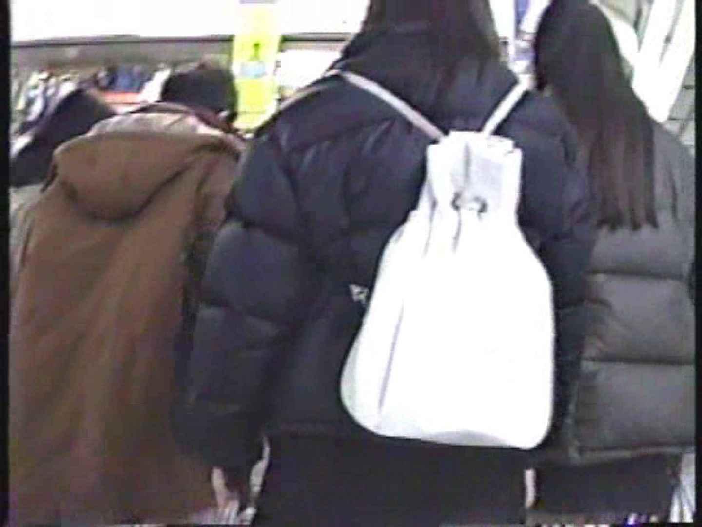 パンツ解禁ギャルパンチラ⑦ 追跡 おまんこ動画流出 100PIX 9