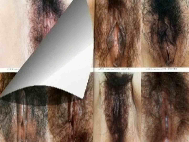 日本女性の外性器① 性器丸見え  80PIX 60