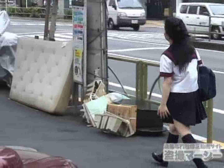 街パン 風のいたずら チラ ぱこり動画紹介 83PIX 21