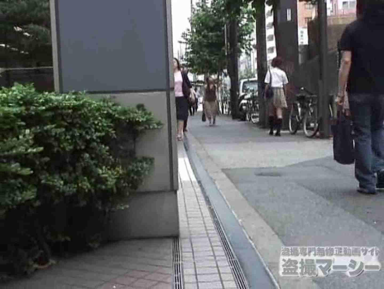 街パン 風のいたずら チラ ぱこり動画紹介 83PIX 39