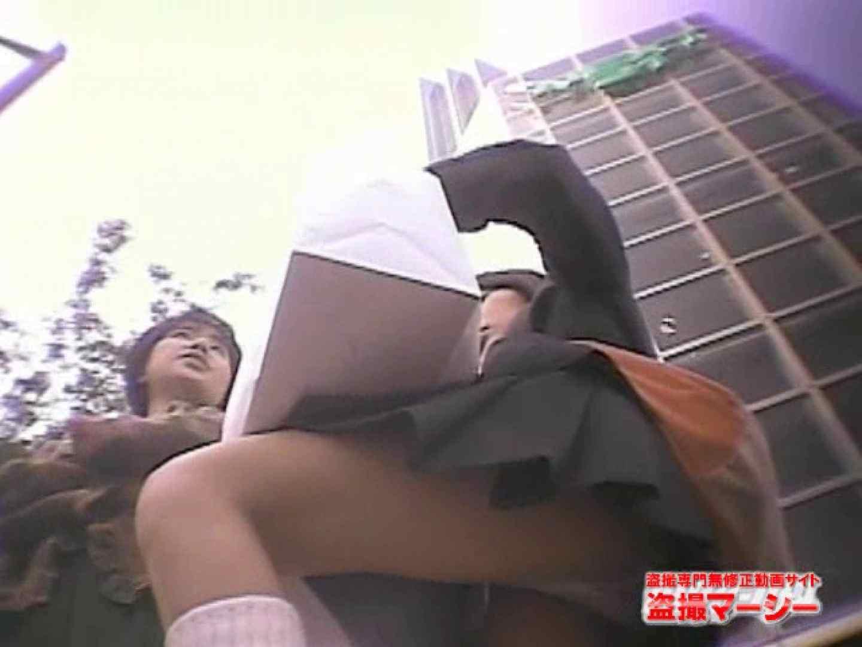 街パン 投稿!パンツ盗撮① 制服編  102PIX 33