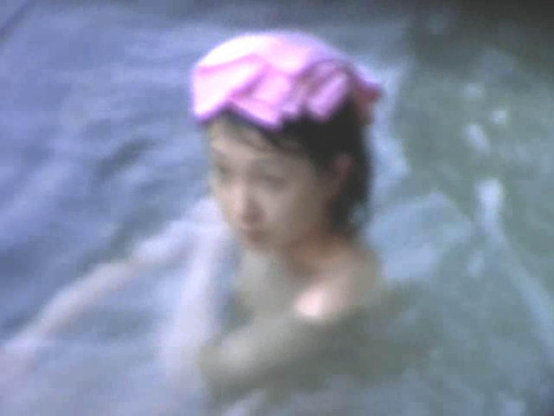 露天美女入浴① 貧乳  86PIX 75