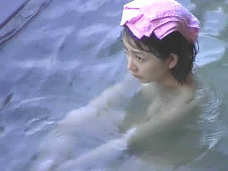 露天美女入浴① 露天風呂編 AV無料動画キャプチャ 86PIX 79